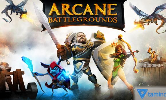Arcane Battlegrounds Ekran Görüntüleri - 5