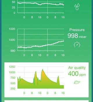 Archos Weather Station Ekran Görüntüleri - 1