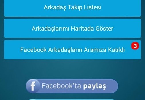 Arkadaş Takip Ekran Görüntüleri - 2