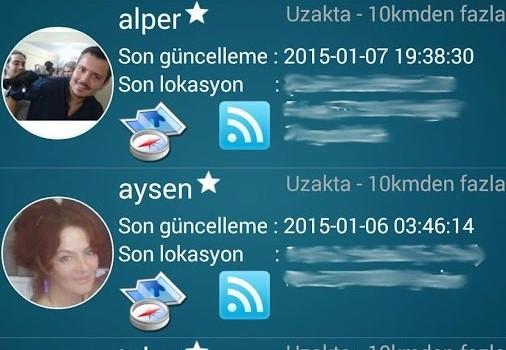 Arkadaş Takip Ekran Görüntüleri - 5