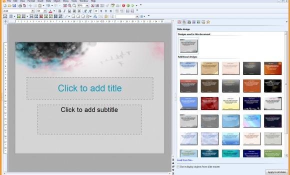 Ashampoo Office Ekran Görüntüleri - 1