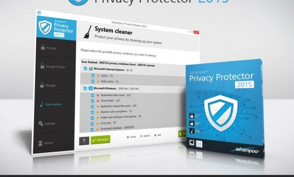Ashampoo Privacy Protector Ekran Görüntüleri - 4