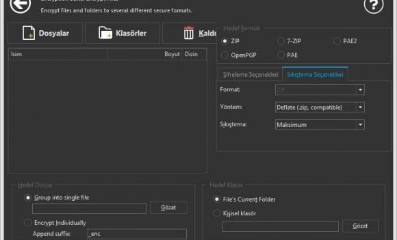 Ashampoo ZIP Pro Ekran Görüntüleri - 4