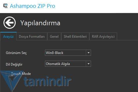 Ashampoo ZIP Pro Ekran Görüntüleri - 2