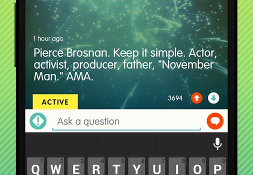 Ask Me Anything Ekran Görüntüleri - 1