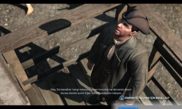 Assassin's Creed 3 Türkçe Yama Ekran Görüntüleri - 3