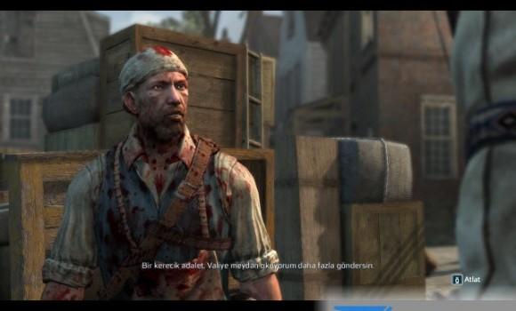 Assassin's Creed 3 Türkçe Yama Ekran Görüntüleri - 1