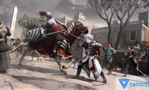 Assassin's Creed Brotherhood Save Dosyası Ekran Görüntüleri - 1