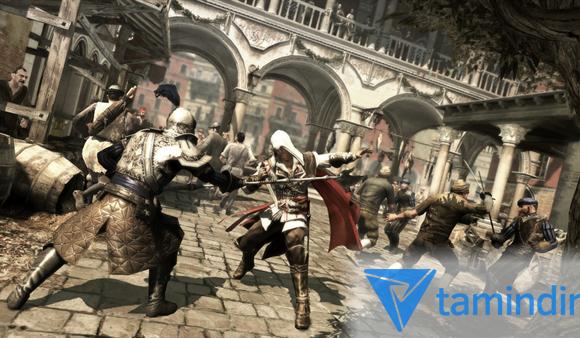 Assassin's Creed Brotherhood Türkçe Yama Ekran Görüntüleri - 3