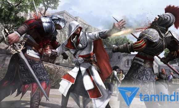 Assassin's Creed Brotherhood Türkçe Yama Ekran Görüntüleri - 2
