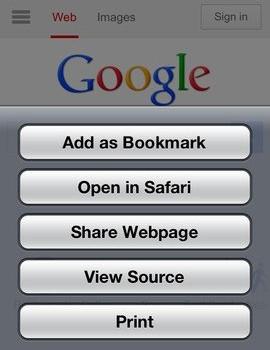 Atomic Web Browser Lite Ekran Görüntüleri - 5