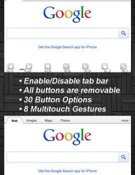 Atomic Web Browser Lite Ekran Görüntüleri - 1