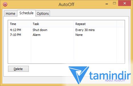 AutoOff Ekran Görüntüleri - 2