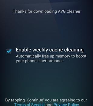 AVG Memory & Cache Cleaner Ekran Görüntüleri - 3