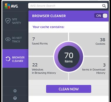 AVG Web TuneUp Ekran Görüntüleri - 4