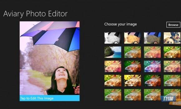 Aviary Photo Editor Ekran Görüntüleri - 5
