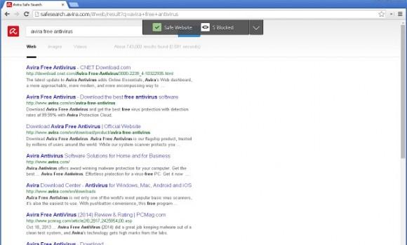 Avira Browser Safety Ekran Görüntüleri - 4