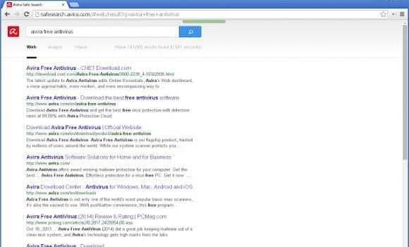 Avira Browser Safety Ekran Görüntüleri - 2