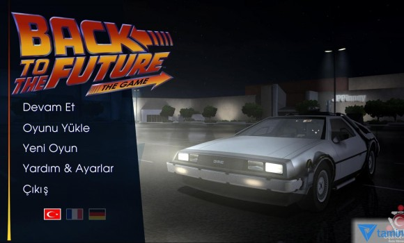 Back to the Future: Get Tannen! Türkçe Yama Ekran Görüntüleri - 2