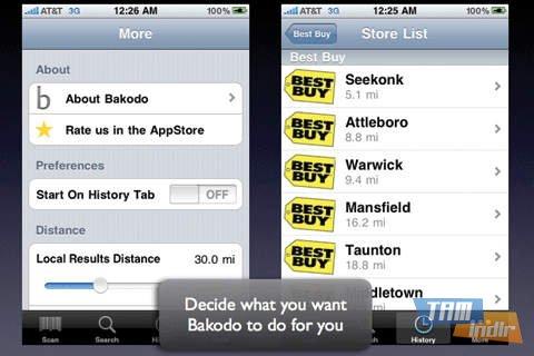 Bakodo Ekran Görüntüleri - 1