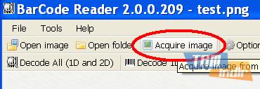 BarCode Reader Ekran Görüntüleri - 5