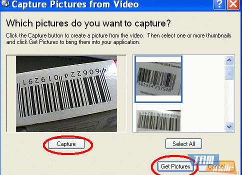 BarCode Reader Ekran Görüntüleri - 3