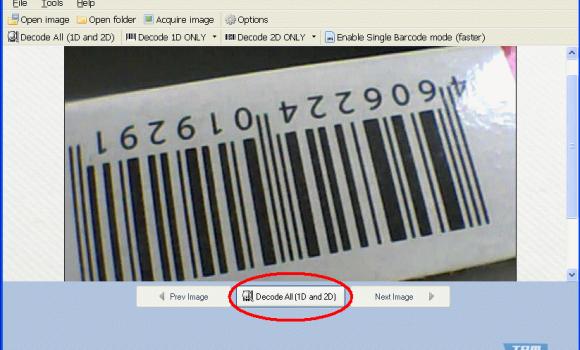 BarCode Reader Ekran Görüntüleri - 2