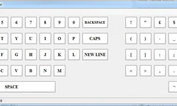 Basic Word Processor Ekran Görüntüleri - 2