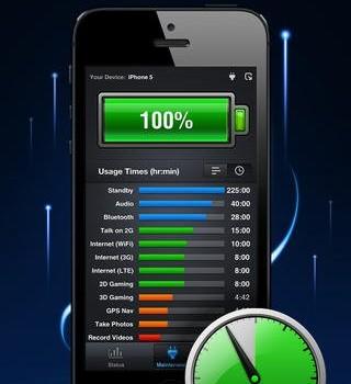Battery Power Free Ekran Görüntüleri - 3