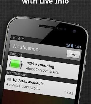 Battery Ekran Görüntüleri - 1
