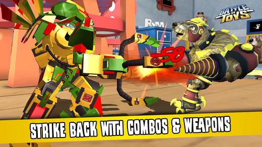 Battle of Toys Ekran Görüntüleri - 2