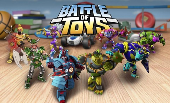 Battle of Toys Ekran Görüntüleri - 4
