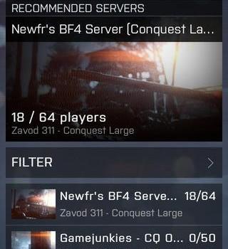 Battlelog Ekran Görüntüleri - 1