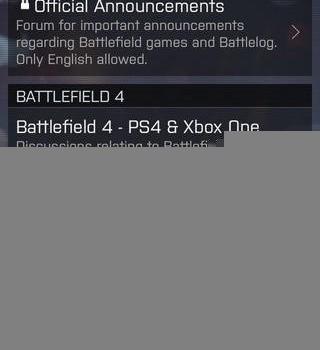 Battlelog Ekran Görüntüleri - 4
