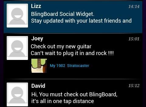 BlingBoard Ekran Görüntüleri - 4