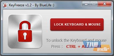BlueLife KeyFreeze Ekran Görüntüleri - 1