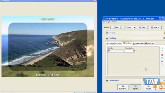 BorderMaker Ekran Görüntüleri - 2