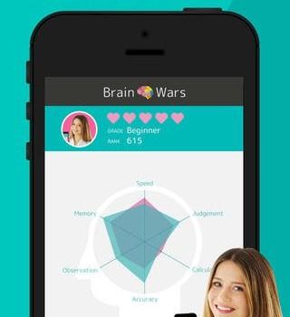 BrainWars Ekran Görüntüleri - 2
