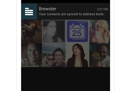Brewster Address Book Ekran Görüntüleri - 1