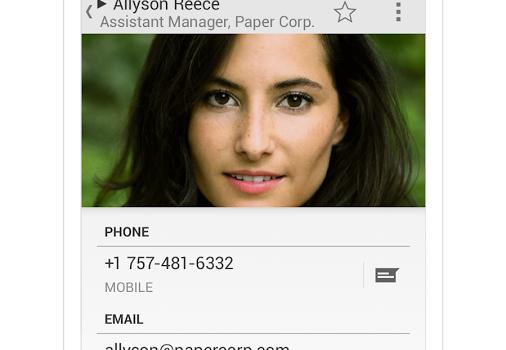 Brewster Address Book Ekran Görüntüleri - 5