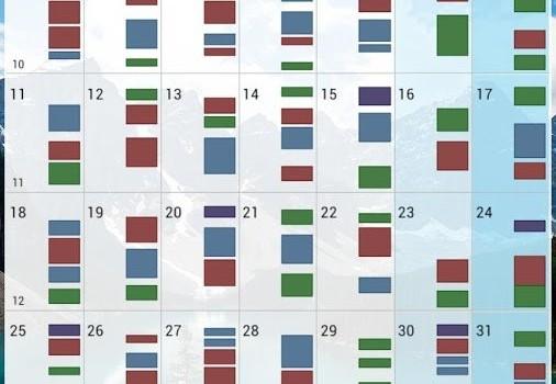 Business Calendar Ekran Görüntüleri - 3
