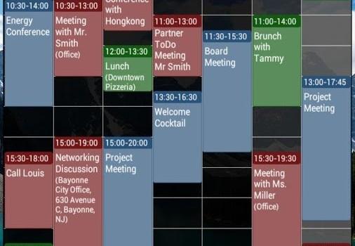 Business Calendar Ekran Görüntüleri - 5