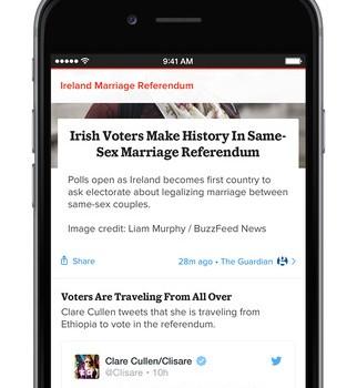 BuzzFeed News Ekran Görüntüleri - 1