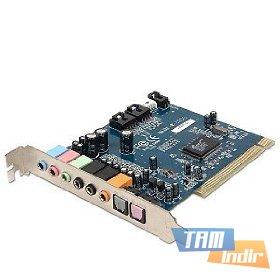 C-Media CMI8738 PCI Ses Kartı Sürücü Ekran Görüntüleri - 1