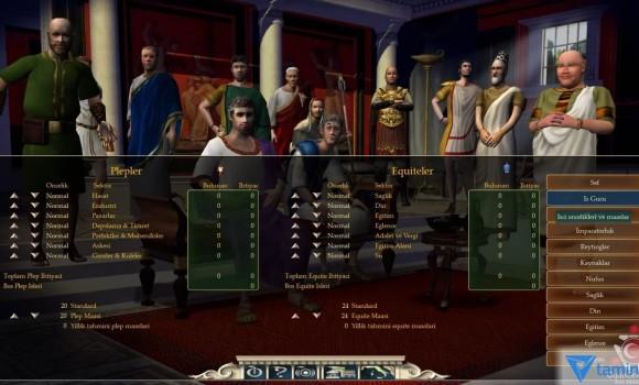 Caesar 4 Türkçe Yama Ekran Görüntüleri - 1