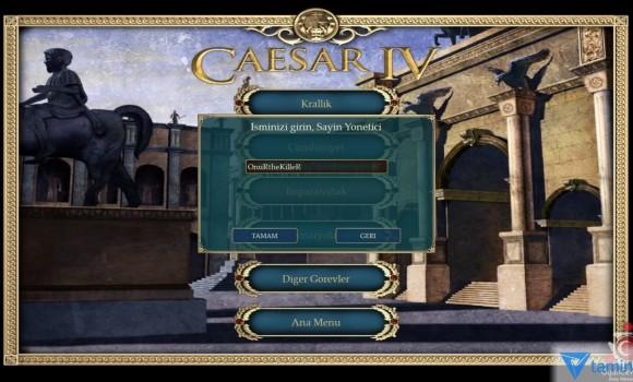 Caesar 4 Türkçe Yama Ekran Görüntüleri - 3