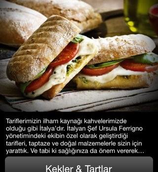 Caffe Nero Turkey Ekran Görüntüleri - 4