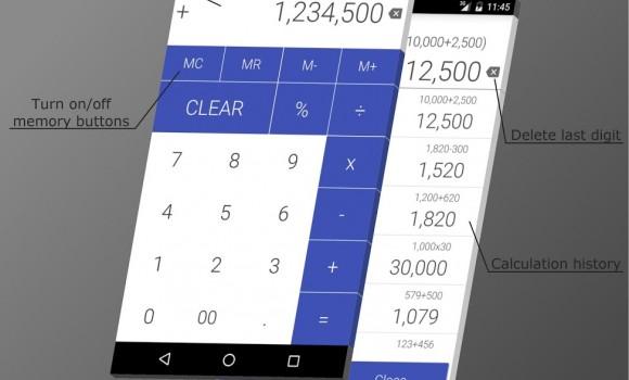 Calculator Ekran Görüntüleri - 3