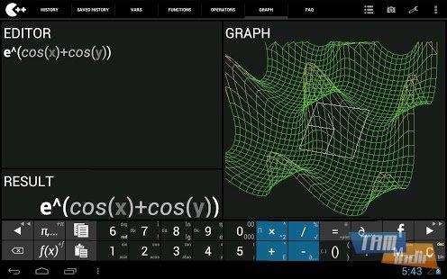 Calculator++ Ekran Görüntüleri - 4