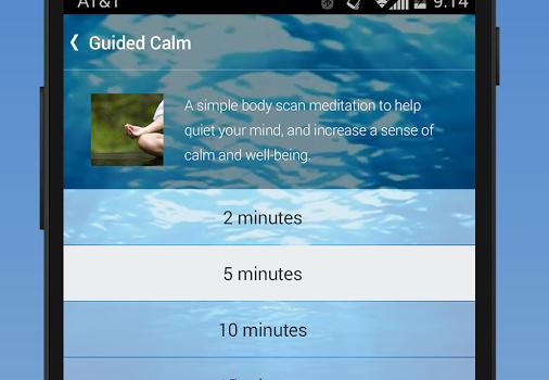Calm Ekran Görüntüleri - 4